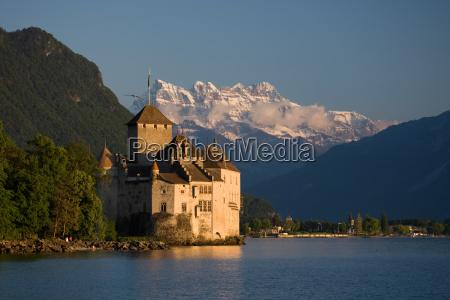 chillon, castle - 1624611