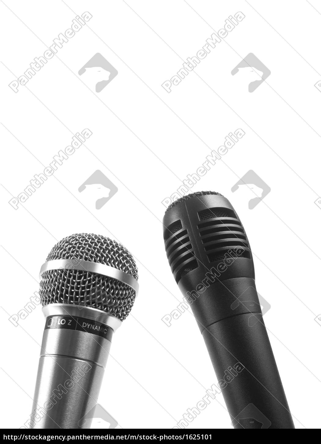 two, microphones - 1625101