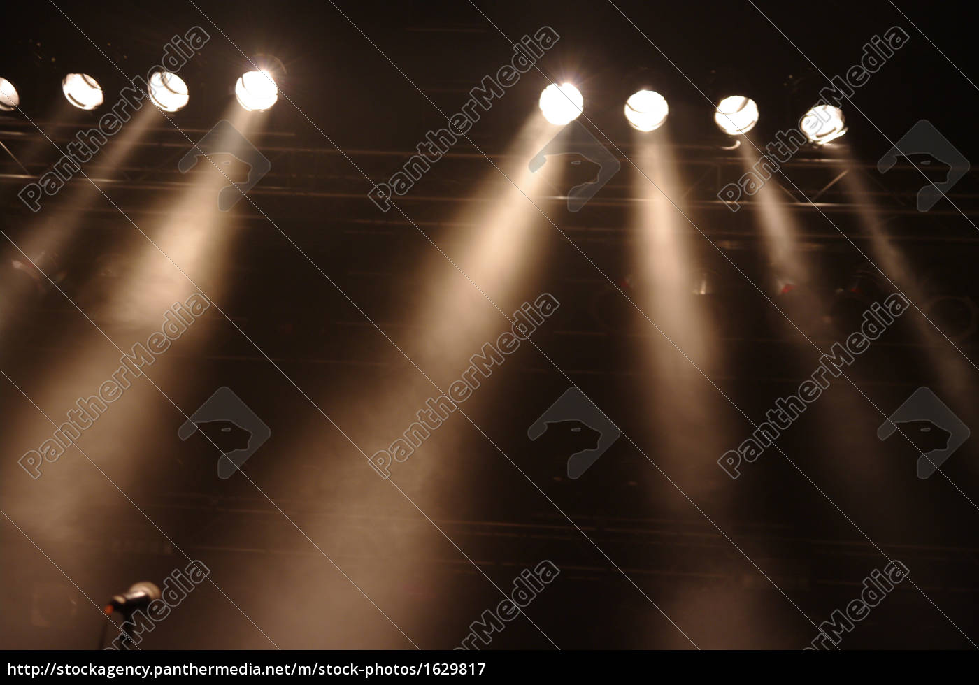 stage, lights - 1629817
