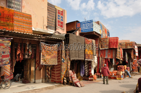 berber carpets in marrakech