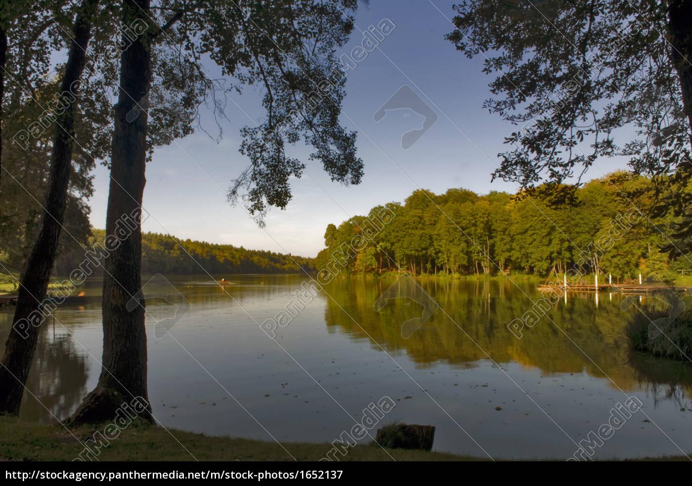 madlitz, lake - 1652137