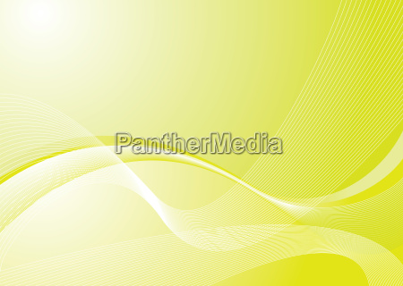 abstract, curve, backdrop, background, green, wave - 1679951