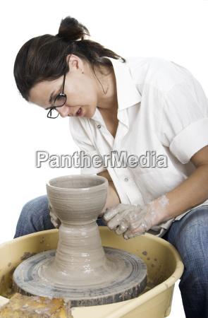 potters art