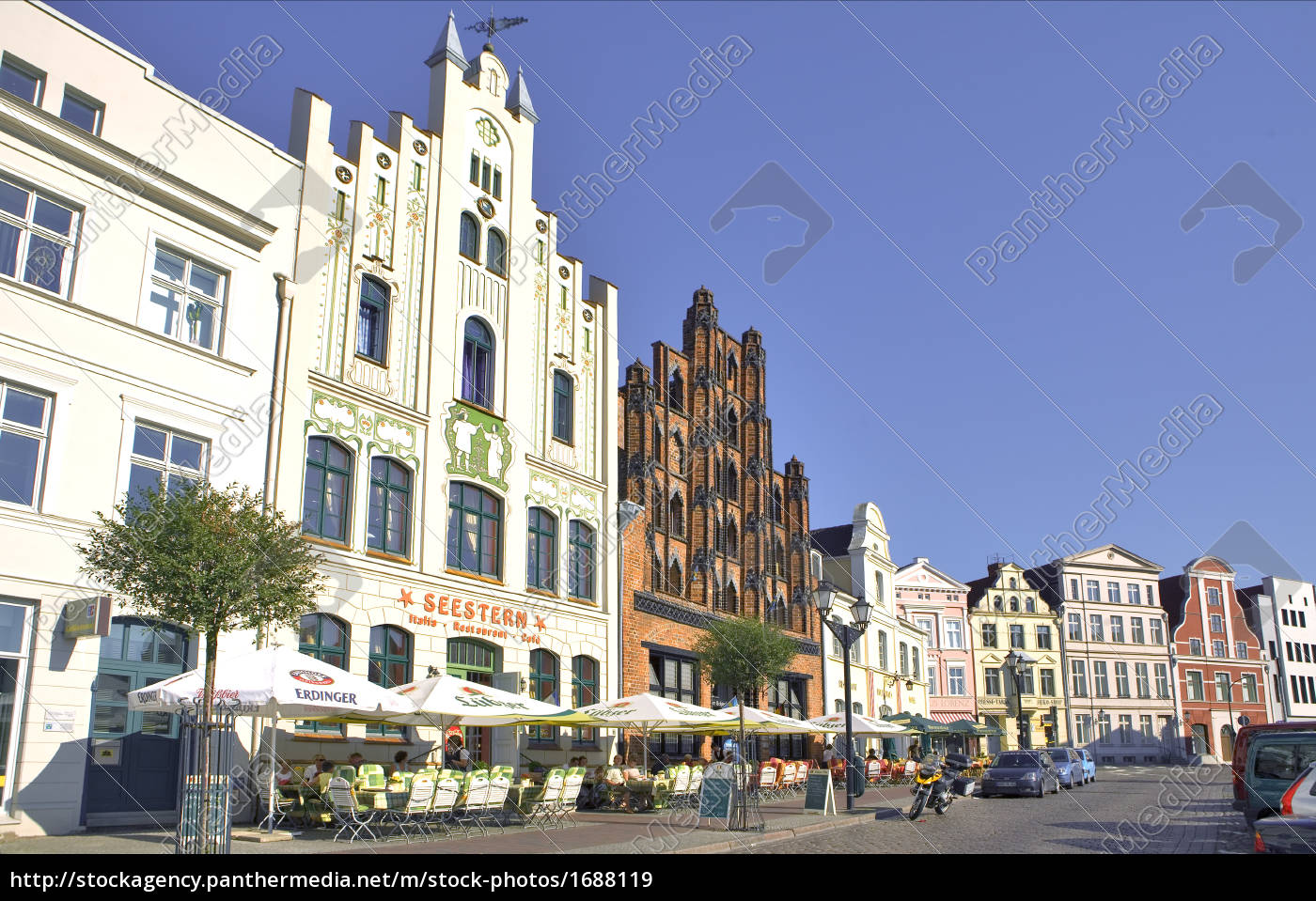 wismar, -, market, place - 1688119