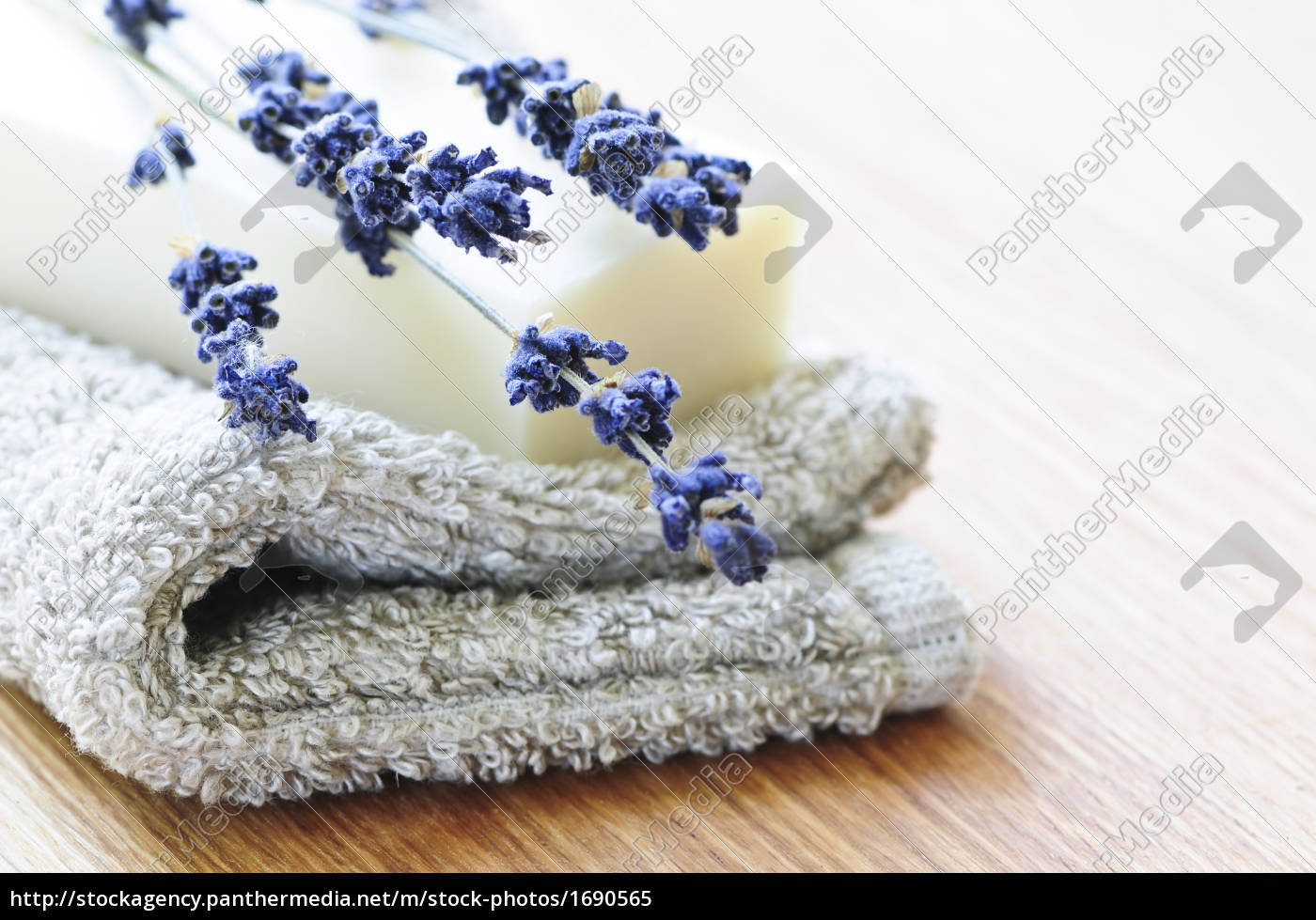 lavender, soap - 1690565
