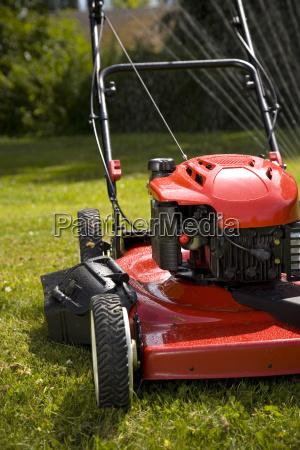 lawn, mower - 1694017