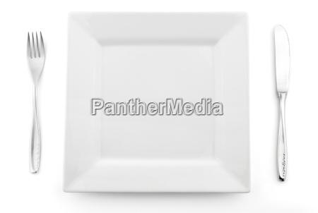 square, plate - 1697775