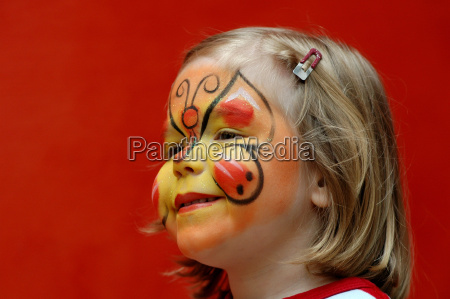 butterfly, face, (2) - 1708983