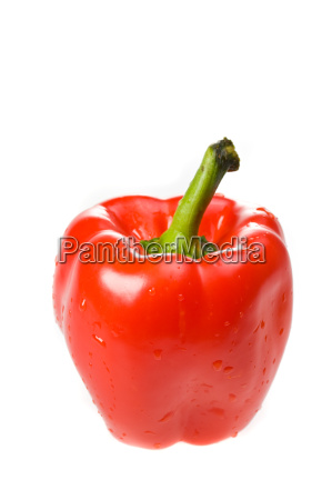 single red peppers