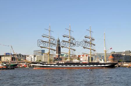 hamburg port wedders day 2008