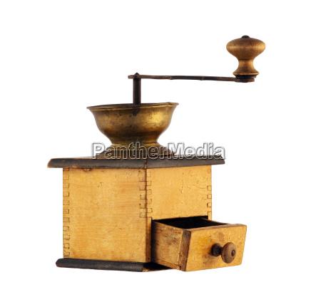 rusty, coffee, mill - 1721007