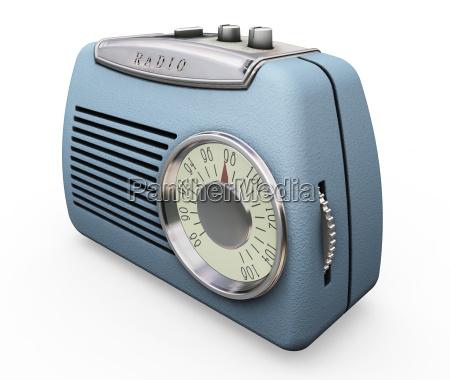 retro, radio - 1751267