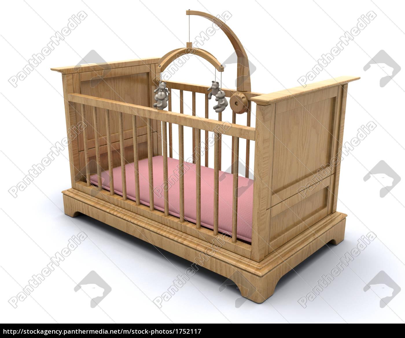 baby's, cot - 1752117