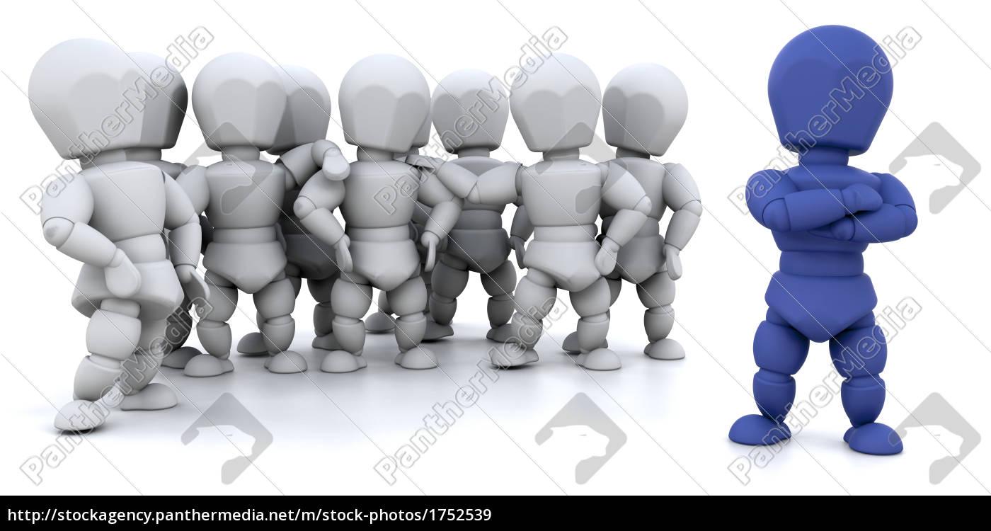 team, leader - 1752539