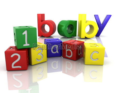 baby, building, blocks - 1753131