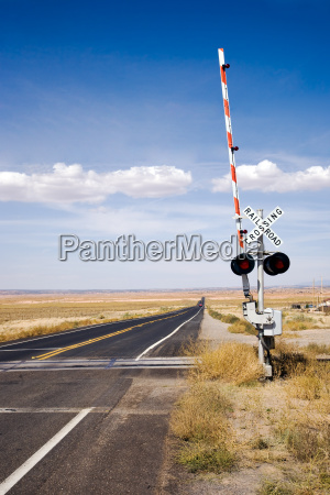 level crossing new mexico