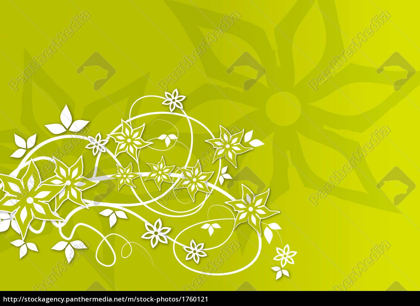 floral, background, - 1760121