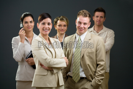 businesswoman, and, team - 1762833