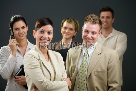 businesswoman, and, team - 1762851