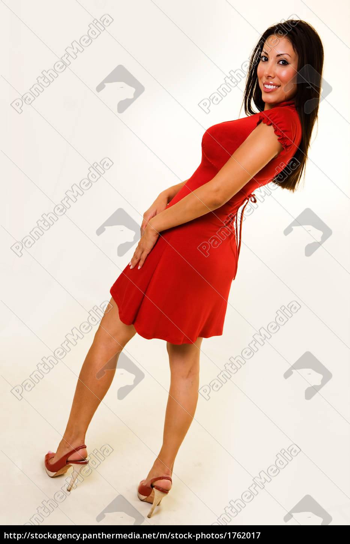 red, dress - 1762017