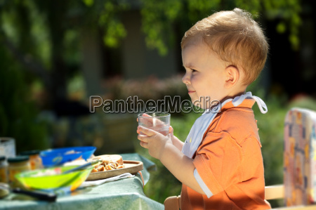 baby, boy, drinking - 1763499