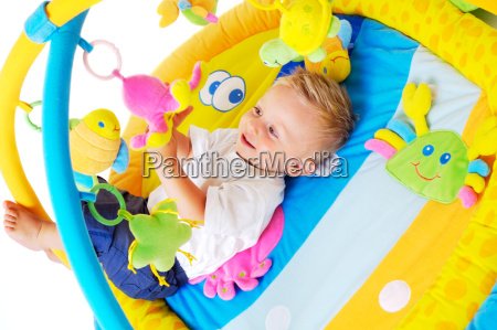 baby, plays, with, toys - 1763525