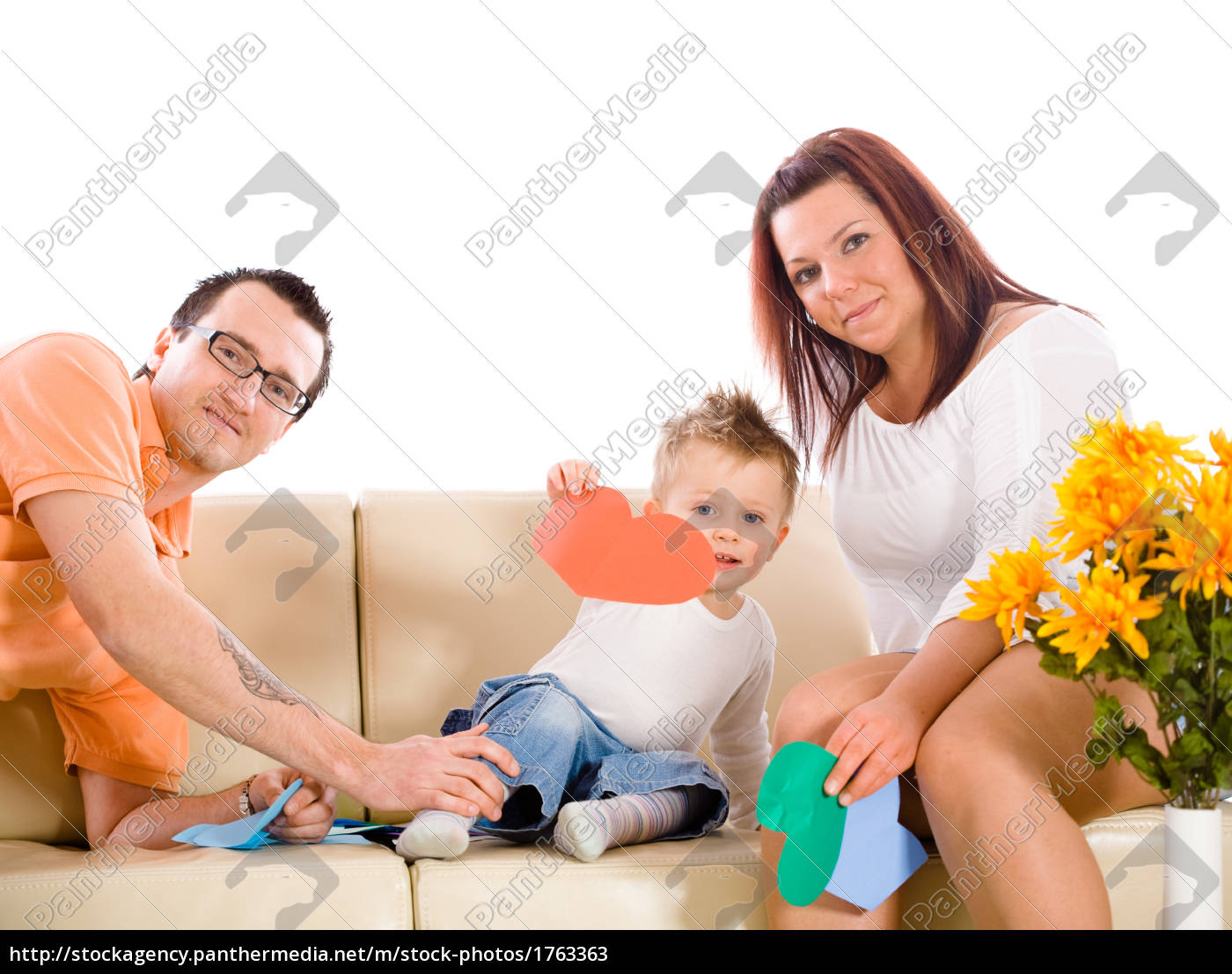 family, at, home, indoor - 1763363
