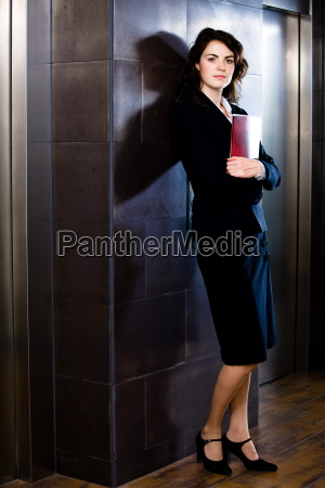 portrait, of, businesswoman - 1763677
