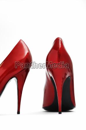 red, high, heels - 1763209