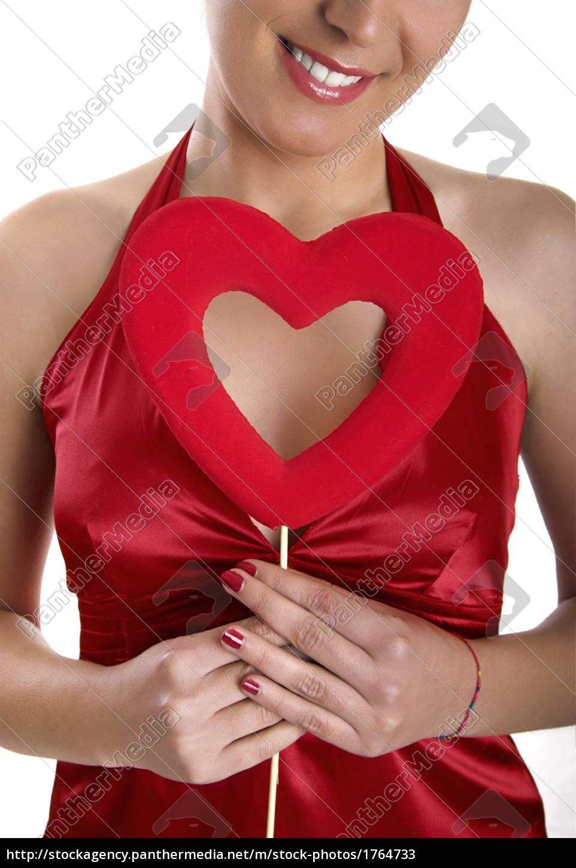heart, woman - 1764733