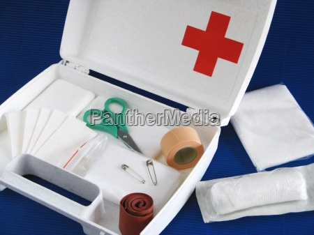 first-aid, kit - 1767001