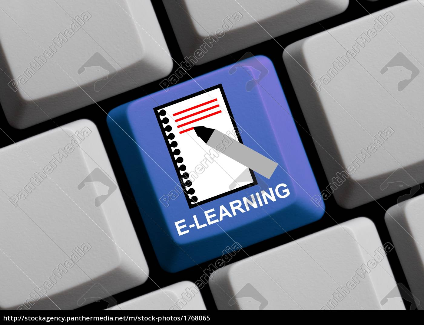e-learning, -, online, learning - 1768065