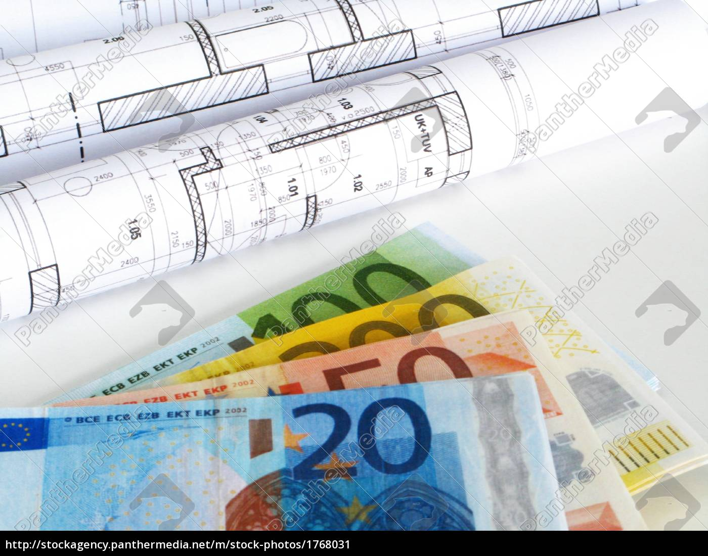 euro, money, and, plans - 1768031
