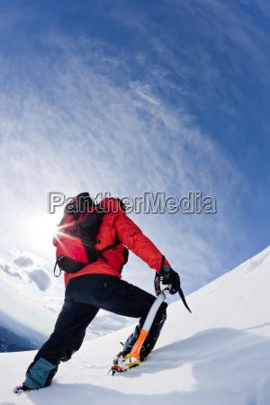 mountain, climber - 1772687