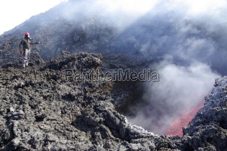 lava, crater, volcano, etna - 1773497