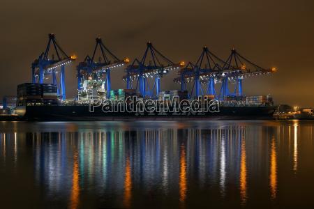 container, terminal, altenwerder - 1775935