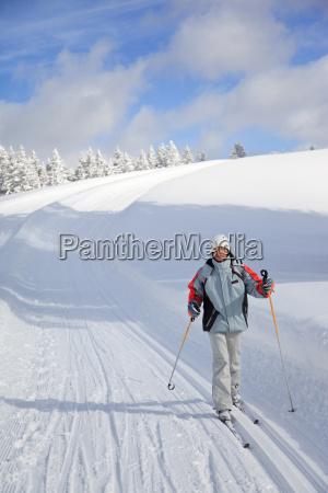 cross-country, skiing - 1775263