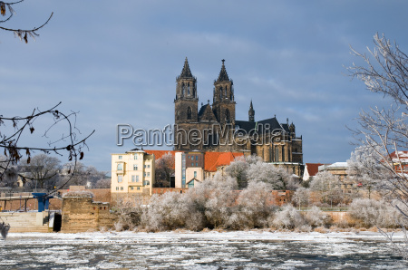 magdeburg, cathedral - 1776267