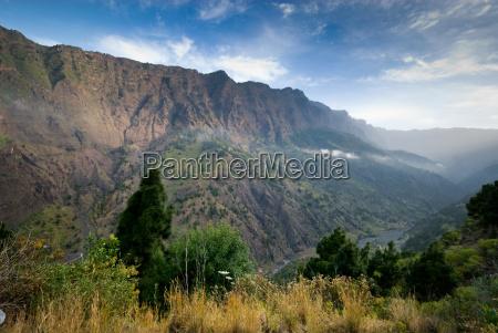 caldera, taburiente - 1784883