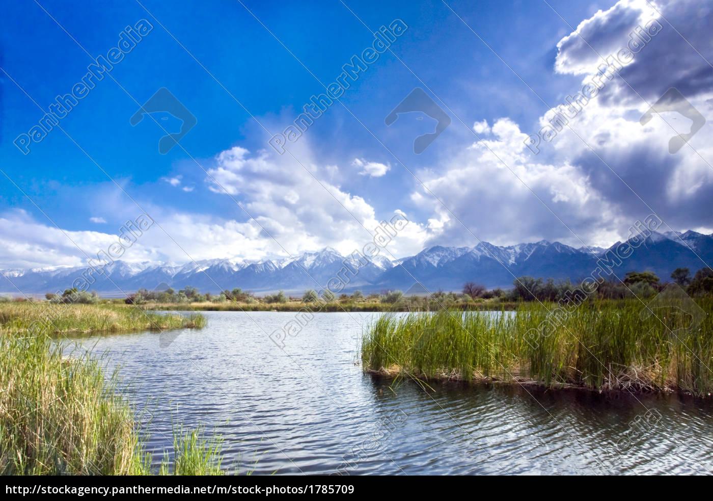 sierra, pond - 1785709