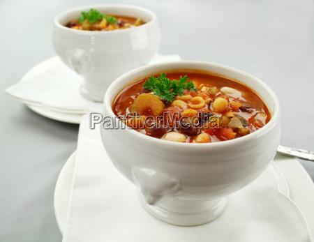 minestrone, soup - 1791339