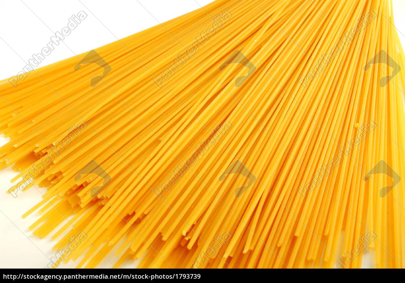 dried, spaghetti, - 1793739