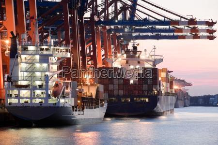 ships, in, harbor - 1793533