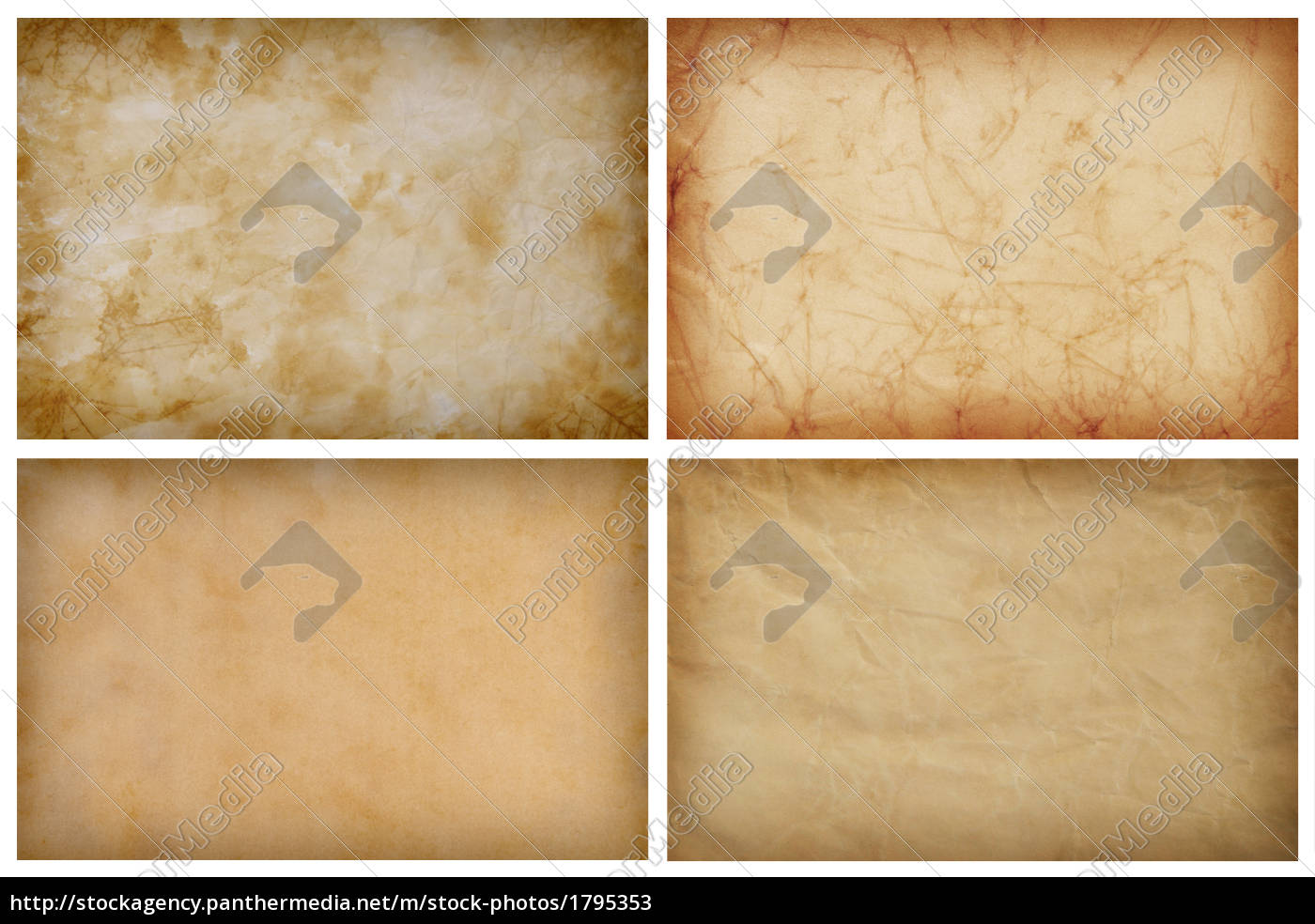 collection, of, various, vintage, paper, backgrounds - 1795353