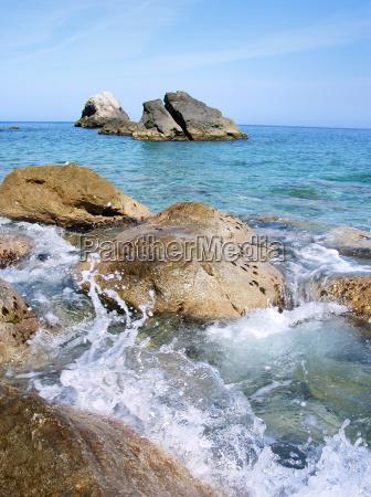rocky, beach - 1864843