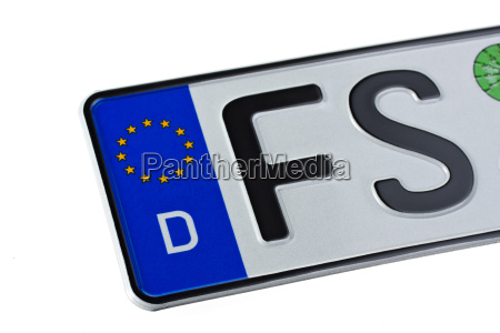 trafico transporte aleman placa admision licencia