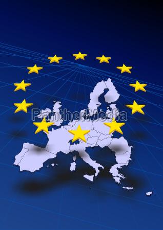 europe europe map