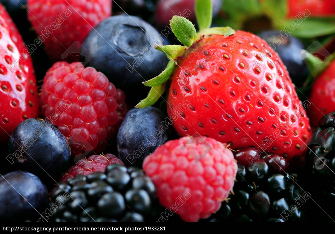 Royalty free image 1933281 - Assorted fresh berries