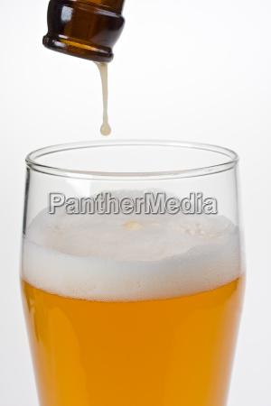 the last drop when you pour