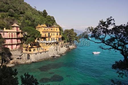 portofino small italian village